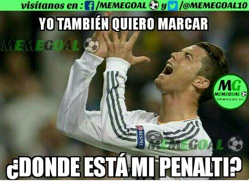 Memes Real Madrid-Legia Varsovia