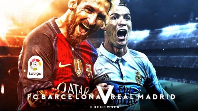 Barcelona vs Real Madrid Promo 2016