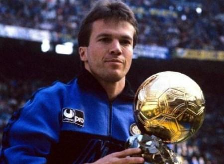 Lothar Matthäus Balón de Oro 1990