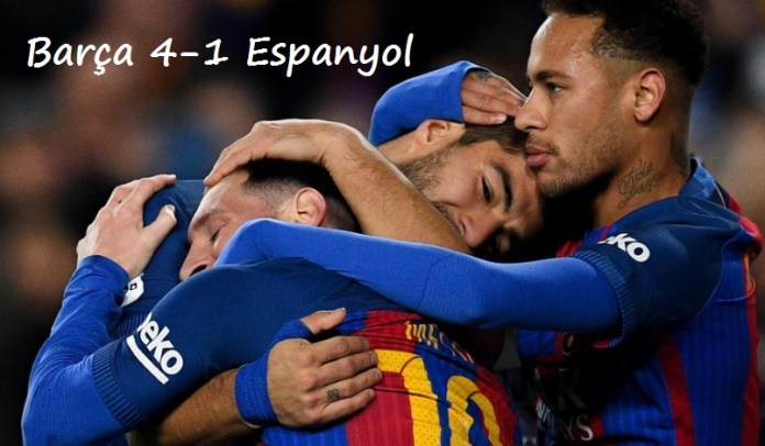 Barcelona-Espanyol 2016