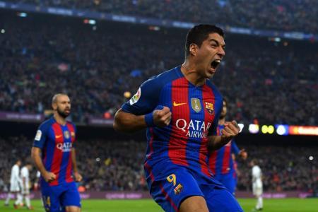 suarez gol clasico 2016
