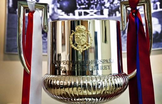 Dieciseisavos Copa del Rey 2016
