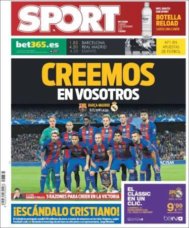 portada-sport-barca-madrid-2016