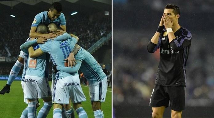 Celta de Vigo-Real Madrid Copa del Rey