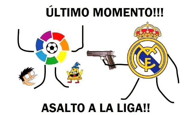 Memes Villarreal-Real Madrid LaLiga 2017