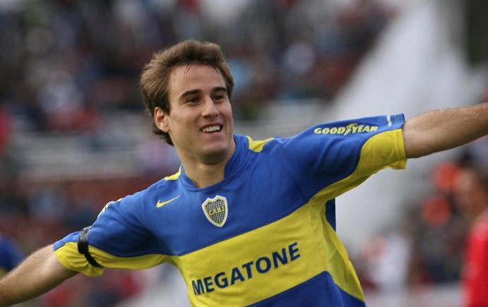 Rodrigo Palacio Boca Juniors