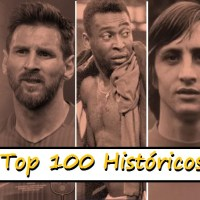 Los 100 Mejores Jugadores de la Historia del Fútbol