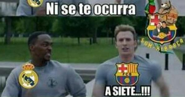 Memes Girona-Barcelona 2017