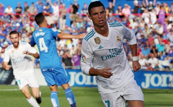 Getafe-Real Madrid 2017