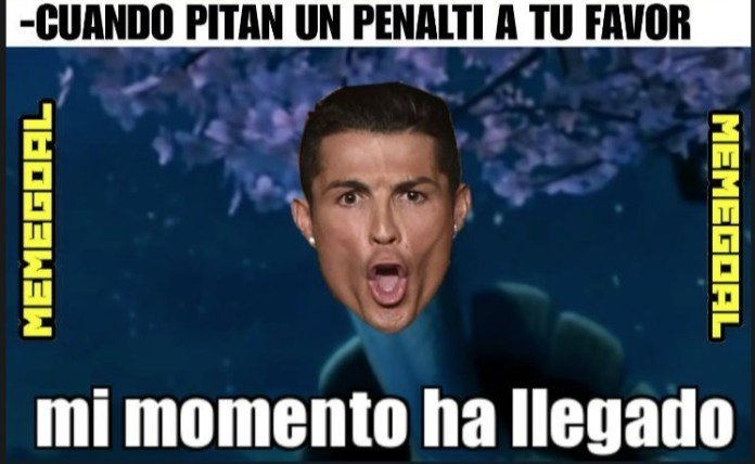 Memes Real Madrid-Tottenham Champions 2017