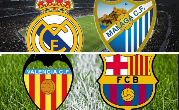 Alineaciones Jornada 13 Liga Santander