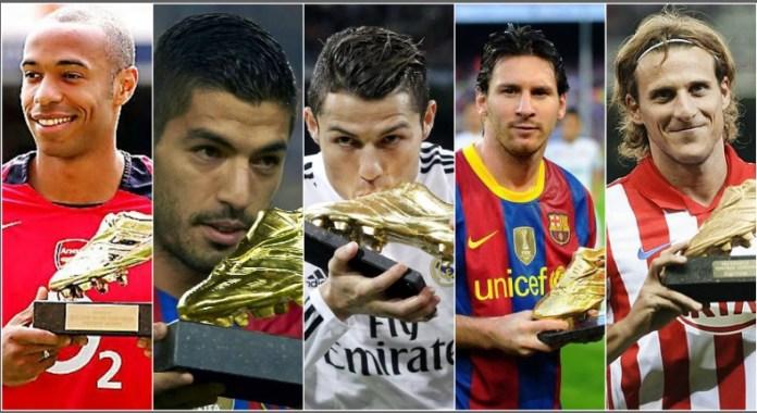 Leo Messi Bota de Oro 2018