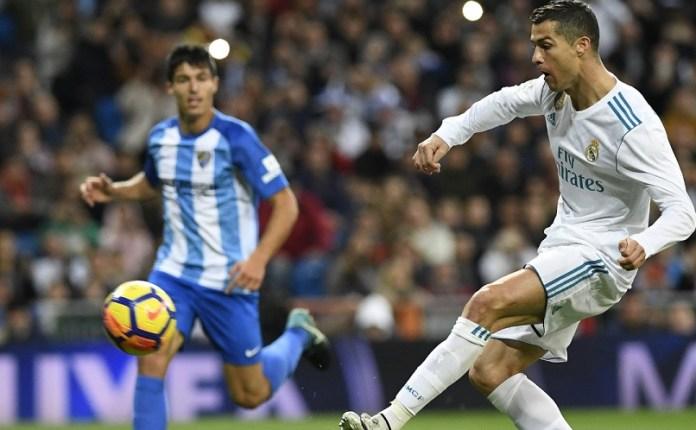 Real Madrid 3-2 Málaga