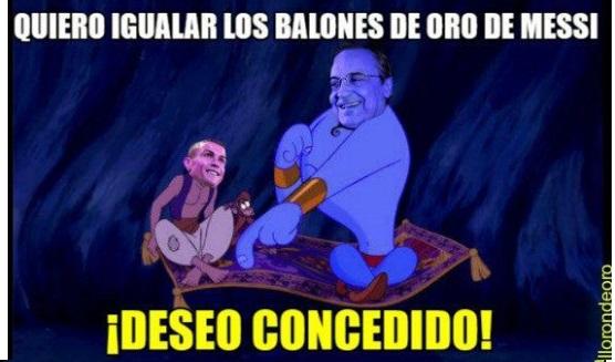Memes Real Madrid-Sevilla 2017