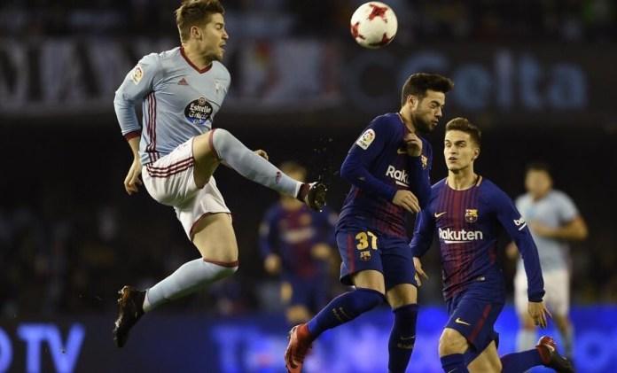 Celta de Vigo 1-1 Barcelona Octavos Copa del Rey