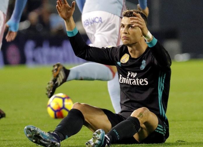 Celta de Vigo 2-2 Real Madrid 2018