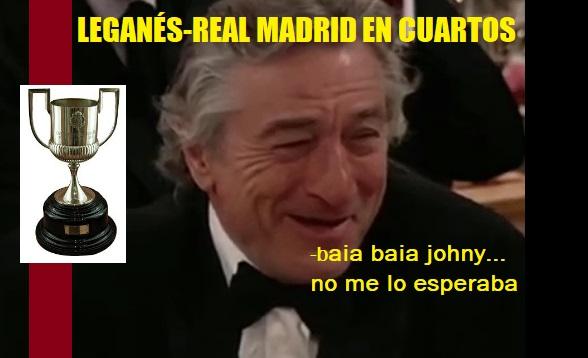 Memes Sorteo Cuartos Copa del Rey 2018