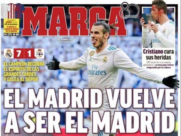 El Madrid vuelve a ser el Madrid