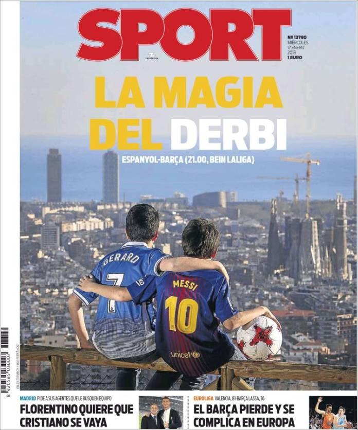 magia derbi catalan