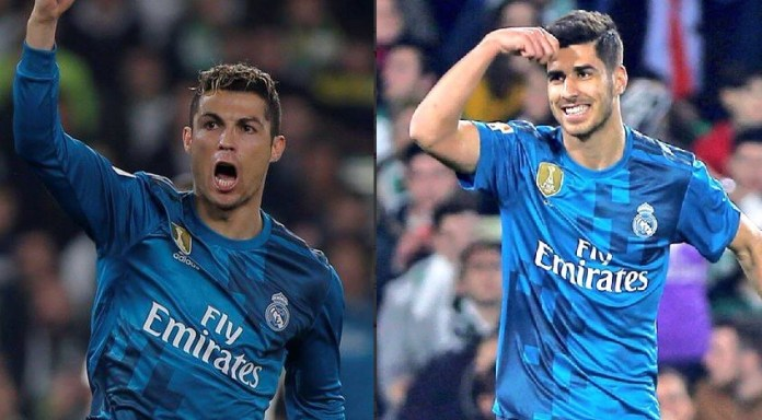 Betis 3-5 Real Madrid Jornada 24