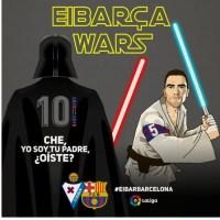 Memes Eibar-Barcelona 2018 | Los mejores chistes de la Jornada 24
