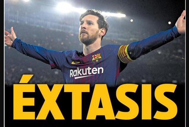 Messi Colosal