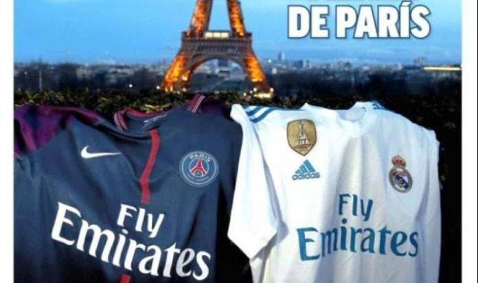 Champions viene de París
