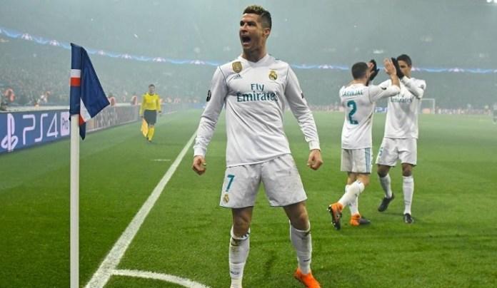 PSG 1-2 Real Madrid Octavos