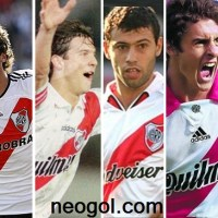Jugadores River que triunfaron en Europa (España)