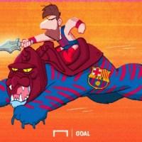 Memes Sevilla-Barcelona Final Copa del Rey 2018