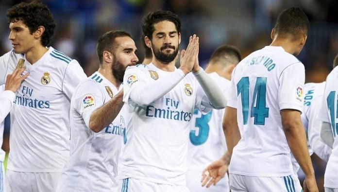 Málaga 1-2 Real Madrid Jornada 32