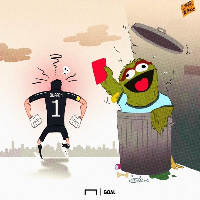 Memes Real Madrid-Juventus Champions 2018
