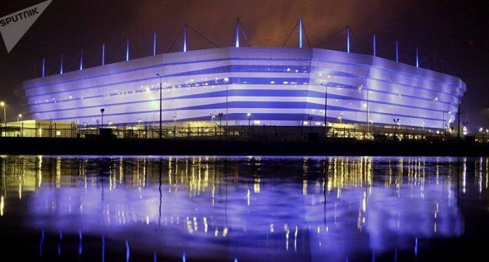 Estadio de Kaliningrado Sede Mundial Rusia 2018