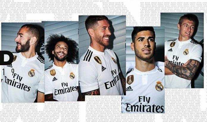 Camiseta Real Madrid 2018