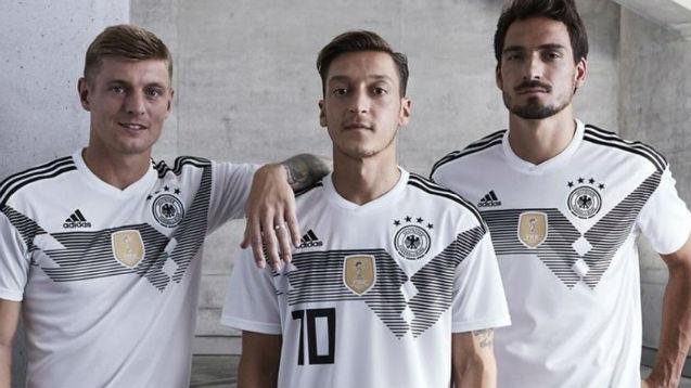 Convocados Alemania Mundial 2018