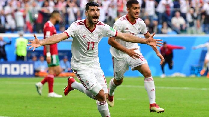 Marruecos 0-1 Irán Mundial Rusia