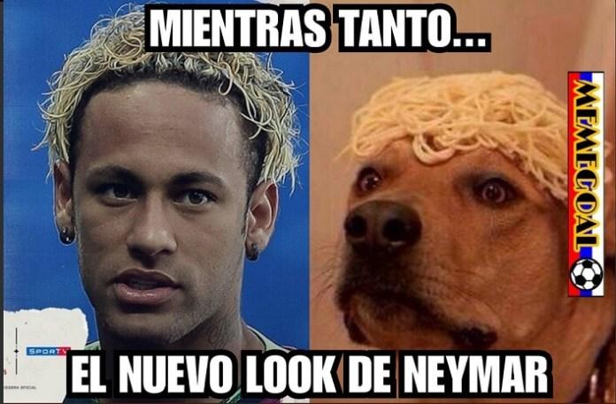 Memes Alemania-México y Brasil-Suiza