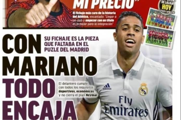 Mariano al Madrid