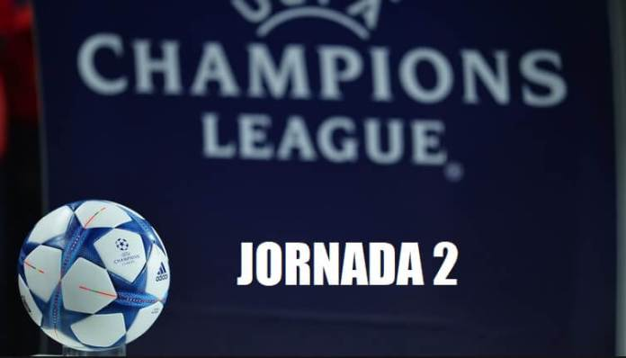 Alineaciones Jornada 2 Champions 2018
