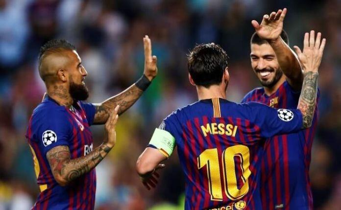 Barcelona 2-2 Girona Jornada 5