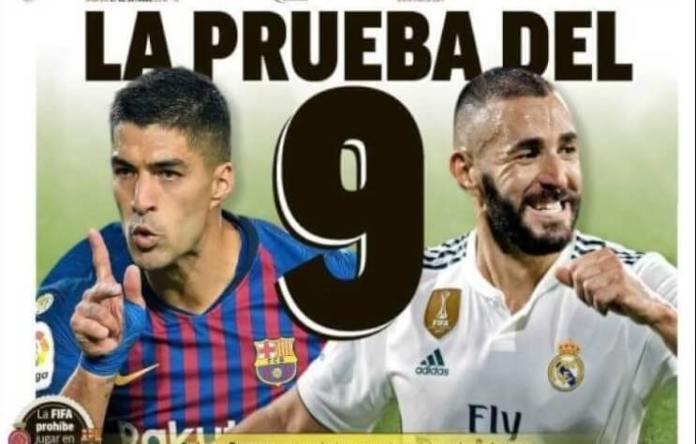 Portadas Deportivas 27/10/2018