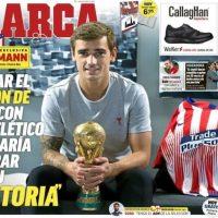 Las Portadas Deportivas 14/10/2018 | Marca, As, Sport, Mundo Deportivo