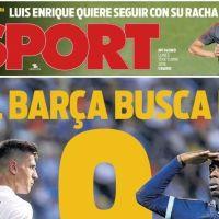 Las Portadas Deportivas 15/10/2018 | Marca, As, Sport, Mundo Deportivo