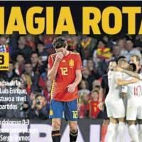 Las Portadas Deportivas 16/10/2018 | Marca, As, Sport, Mundo Deportivo