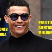 Los memes de Cristiano Ronaldo con Hacienda | Los mejores chistes