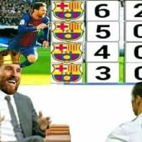 Memes del Barcelona-Levante Copa del Rey 2019