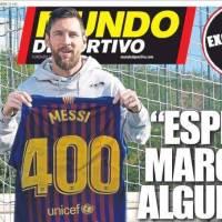 Las Portadas Deportivas 16/01/2019 | Marca, As, Sport, Mundo Deportivo