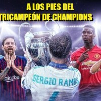 Memes Ajax-Real Madrid Champions 2019 | Los mejores chistes