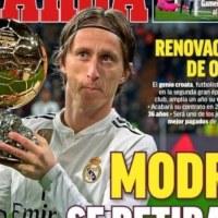 Las Portadas Deportivas 22/02/2019 | Marca, As, Sport, Mundo Deportivo