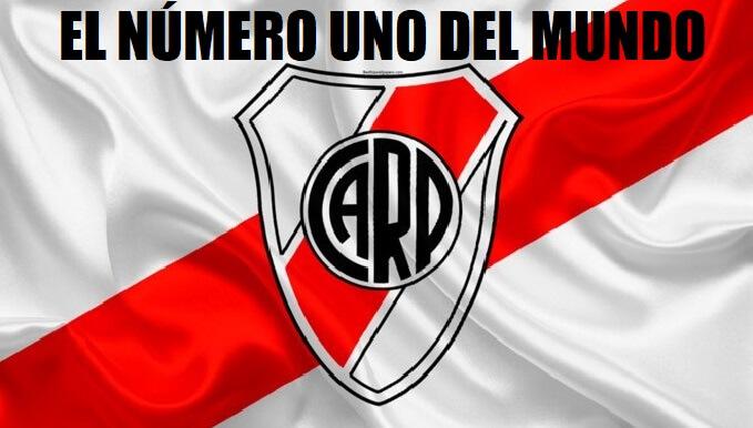 River Plate Número Uno en Ranking Mundial
